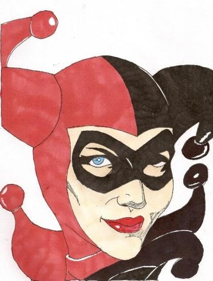 Harley Quinn by thomas